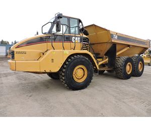 2007 Caterpillar 730 Articulated Off-highway Truck