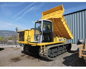 Komatsu CD110R-1 Articulated Off-highway Truck