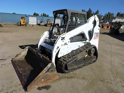 Bobcat T190 Skid Steers For Sale | MyLittleSalesman com