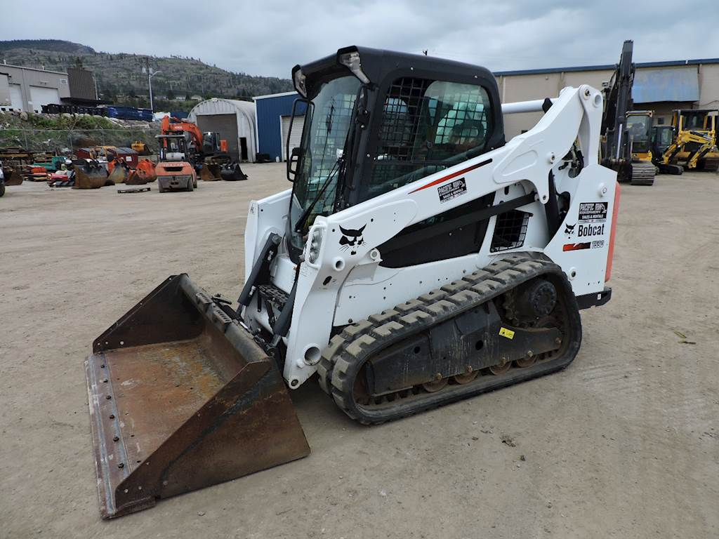 2015 Bobcat T590 Skid Steer For Sale, 330 Hours | Penticton