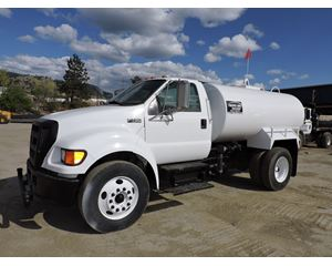 Ford F750XL SD Water Truck