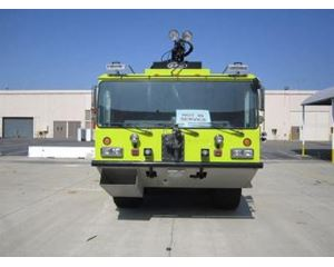 E-One TITAN HPR 8x8 Emergency Vehicle