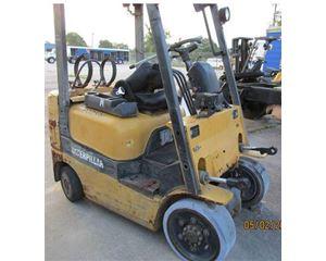 4,000lb Capacity Forklift
