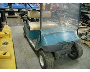 E-Z-GO Medalist golf cart