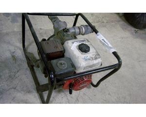 Honda GX160 5.5 HP water pump