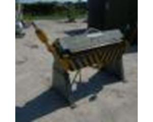 Metal brake machine