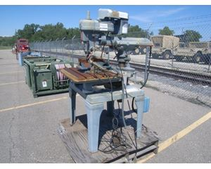 Rockwell Vertical Ram Type Radial Drill