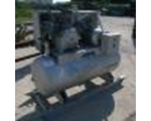 Reciprocating air compressor unit