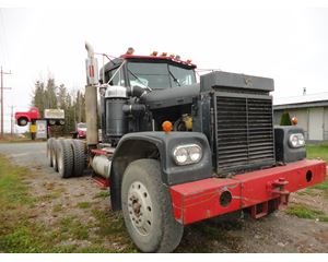 Kenworth LW924 CAB AND CHASSIS