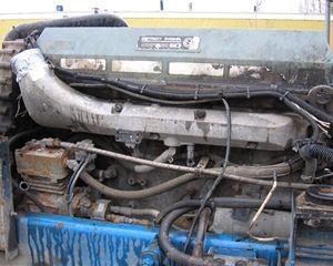 D DEC IV SERIES 60 Engine
