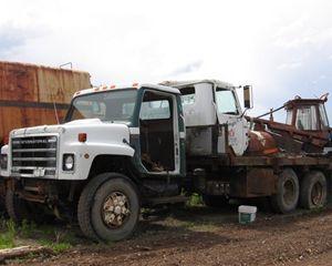 International Harvester 1900 Truck Part