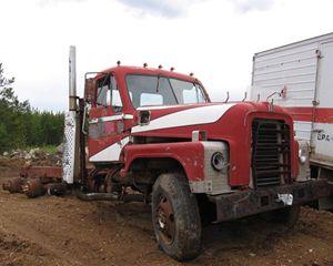 International Harvester DF-480 Truck Part