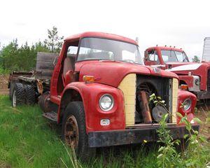 International Harvester IHC Truck Part