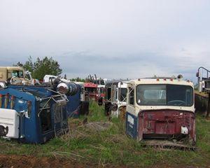 Kenworth KW PARTS Truck Part