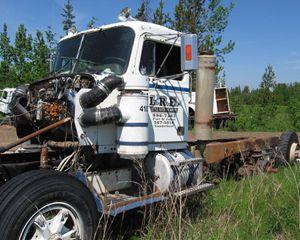Western Star WS Truck Part