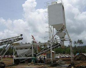 SoLo 10S Concrete Production Plant