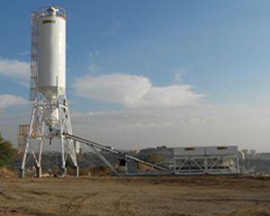 SoLo 5000 Concrete Production Plant