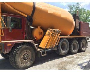 Advance FRONT DISCHARGE Mixer / Ready Mix / Concrete Truck