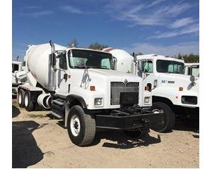 International Paystar 5000 Mixer / Ready Mix / Concrete Truck