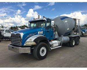 Mack GRANITE CT713 Mixer / Ready Mix / Concrete Truck