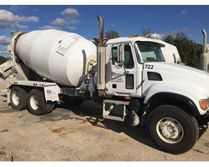Mack GRANITE CV713 Mixer / Ready Mix / Concrete Truck