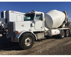 Peterbilt 357 Mixer / Ready Mix / Concrete Truck