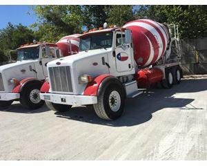 Peterbilt 357 Mixer / Ready Mix / Concrete Truck