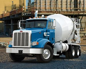 Peterbilt 567 Mixer / Ready Mix / Concrete Truck