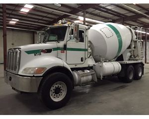 Peterbilt 365 Mixer / Ready Mix / Concrete Truck