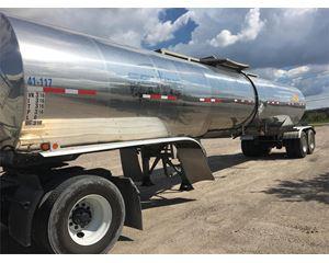 BAR-BELL 7000G SS 307 Chemical / Acid Tank Trailer