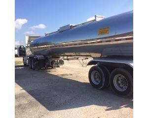 TREMCAR 7000G SS 407 Chemical / Acid Tank Trailer