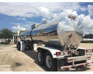 Trailmaster 7000G SS 307 Chemical / Acid Tank Trailer