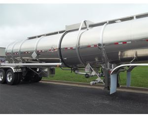 Polar ACX8 8400 Gallon Crude Oil Crude Oil Tank Trailer