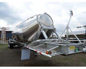 Polar APXS 1000 Cu Ft Dry Bulk Pneumatic Dry Bulk / Pneumatic Tank Trailer