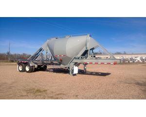Retesa 575 Cu Ft Dry Bulk Dry Bulk / Pneumatic Tank Trailer