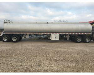 Heil 9200 Gallon 4 Compartment Gasoline / Fuel Tank Trailer