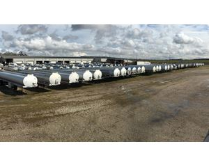 Heil Multiple Four & Five Compartment Gasoline / Fuel Tank Trailer