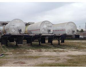 Brenner 3800 Gallon Stainless Steel Sulphur General Tank Trailer