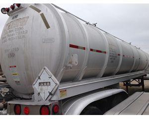 Acro 7000 Gallon Aluminum Vacuum Tank Trailer
