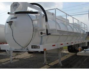 FWF 6300 Gallon DOT 407/412 ASME Code Vacuum Tank Trailer