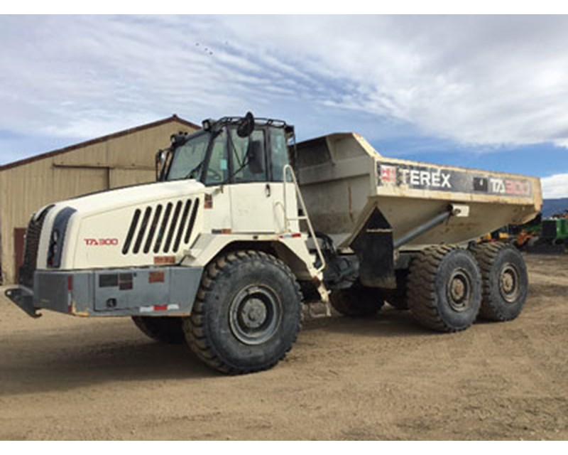 Terex TA300 Articulated Truck