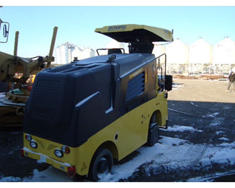 BOMAG BM600/15 Smooth Drum Compactor