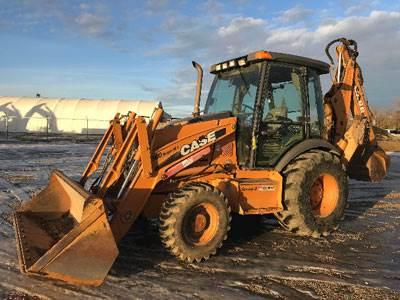 2015 Case 580 Super N Backhoe For Sale, 2,919 Hours | Aurora