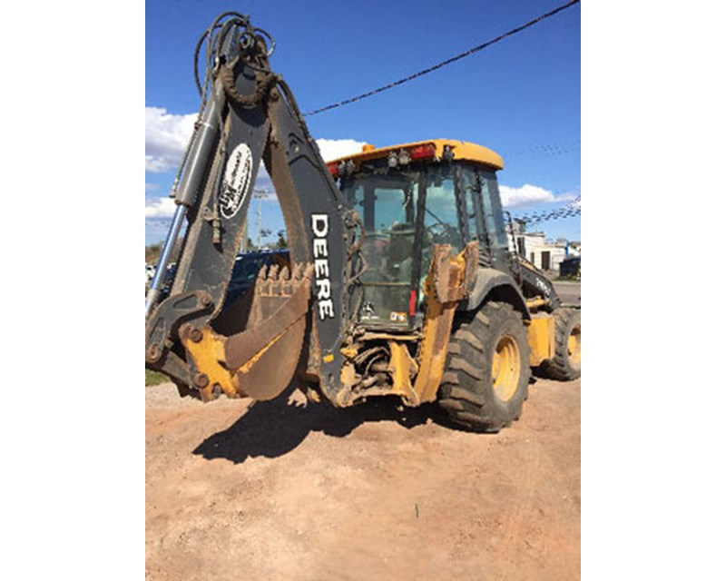 john deere 310sj heavy equipment for sale mylittlesalesman com John Deere Backhoe Loader John Deere 310SJ Backhoe Manual