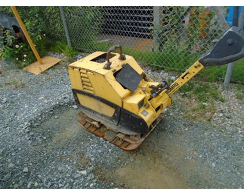 BOMAG BPR55/65 Compactor / Roller