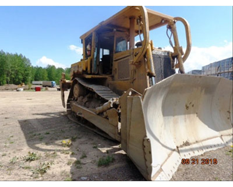 Caterpillar D8N Crawler Dozer