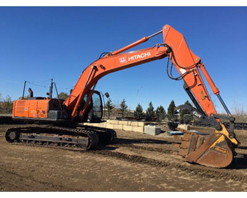 Hitachi ZX250 Crawler Excavator