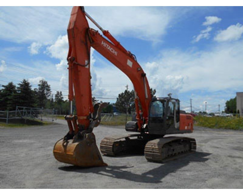 Hitachi ZX270LC-3 Crawler Excavator