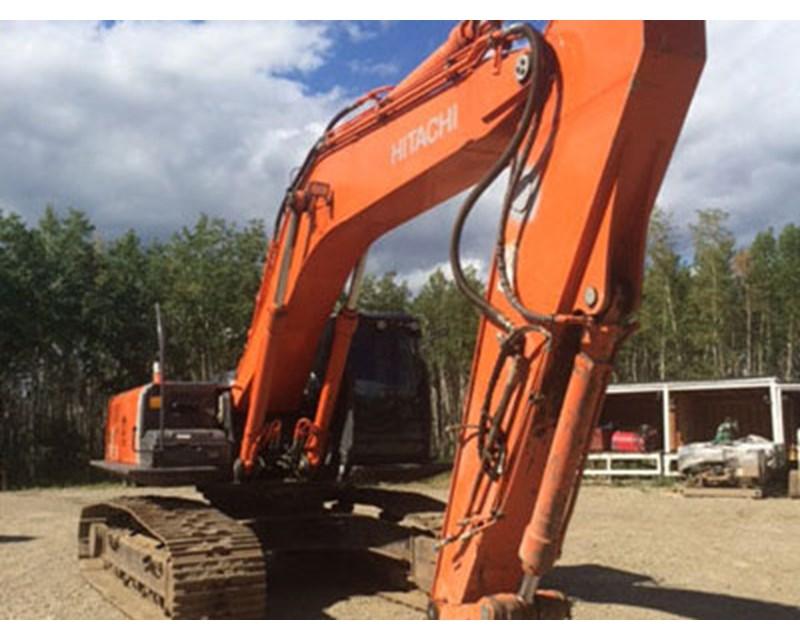 Hitachi ZX350LC Crawler Excavator