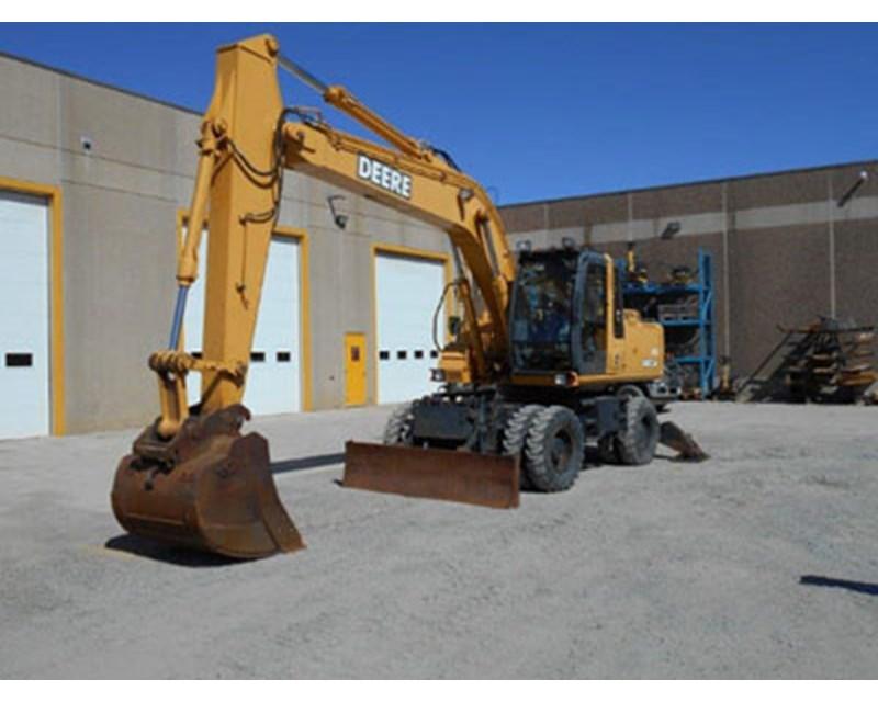 John Deere 180CW Crawler Excavator